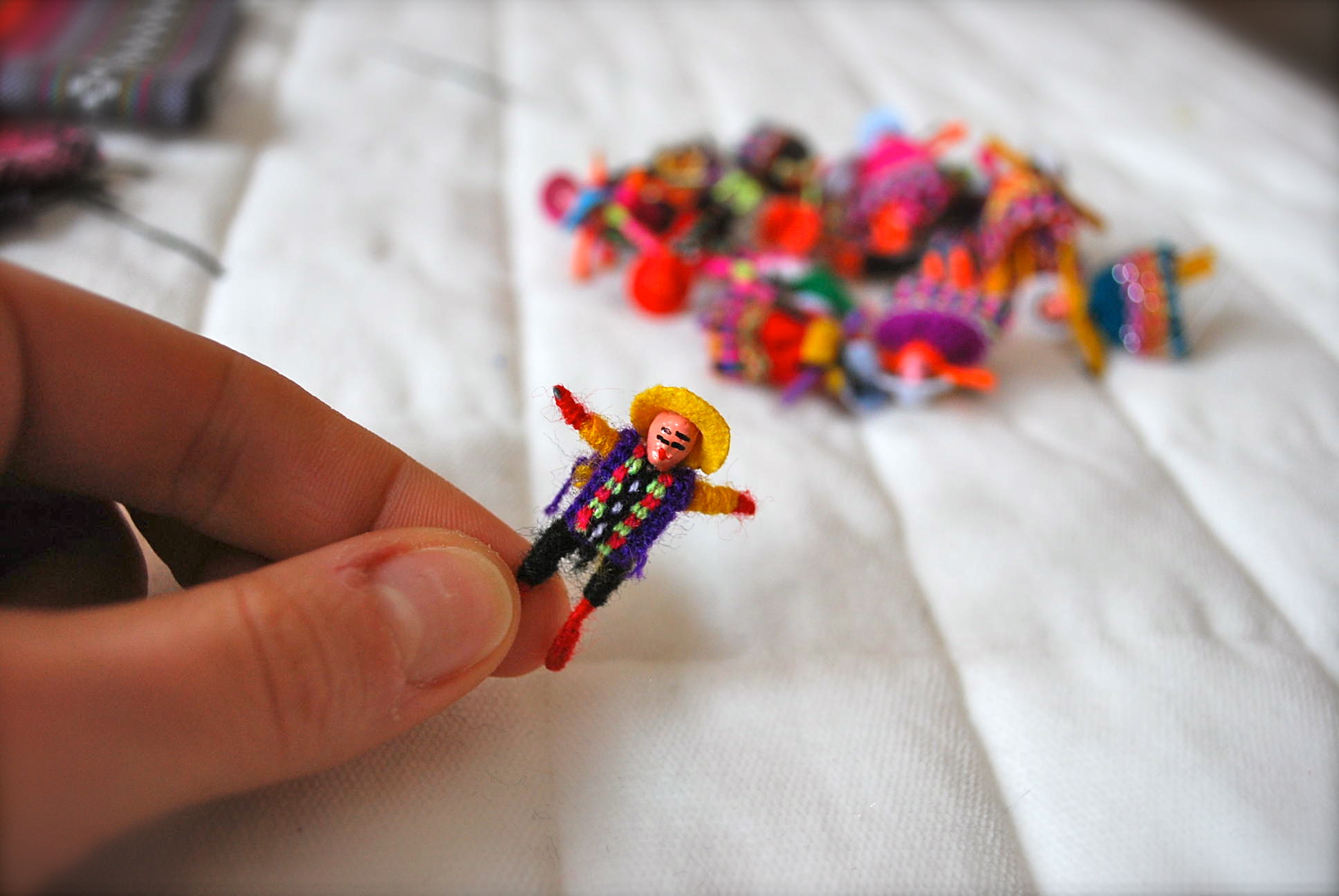 South American Worry Doll