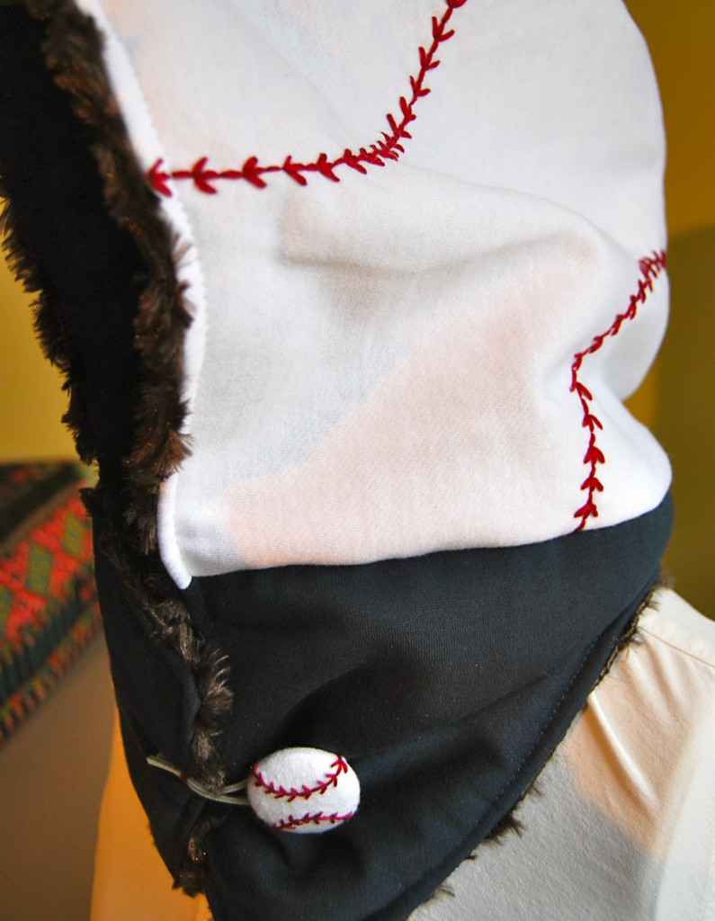 Baseball Embroidery